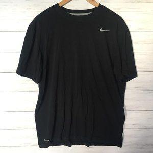 Nike | Dri-Fit Black Tee